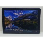 Samsung Galaxy TabPro S Tab Pro SM-W700 128GB, Wi-Fi, 12in - Black. Used