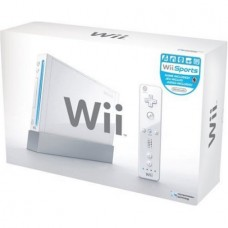 Wii (Pre-Owned)