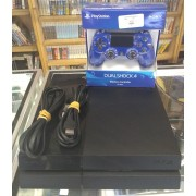 PlayStation 4 500GB System - Black (Pre-Owned)