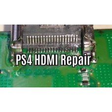 Sony Playstation 4 PS4 HDMI Port Repair Service (Entire Console)