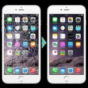 Apple iPhone  Screen Repair Replacement Service