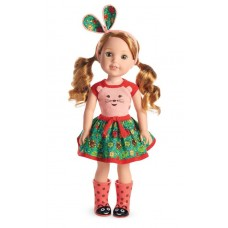 WellieWishers Willa 14.5 inch Doll