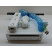 Wii Modded with games included (Pre-Owned)